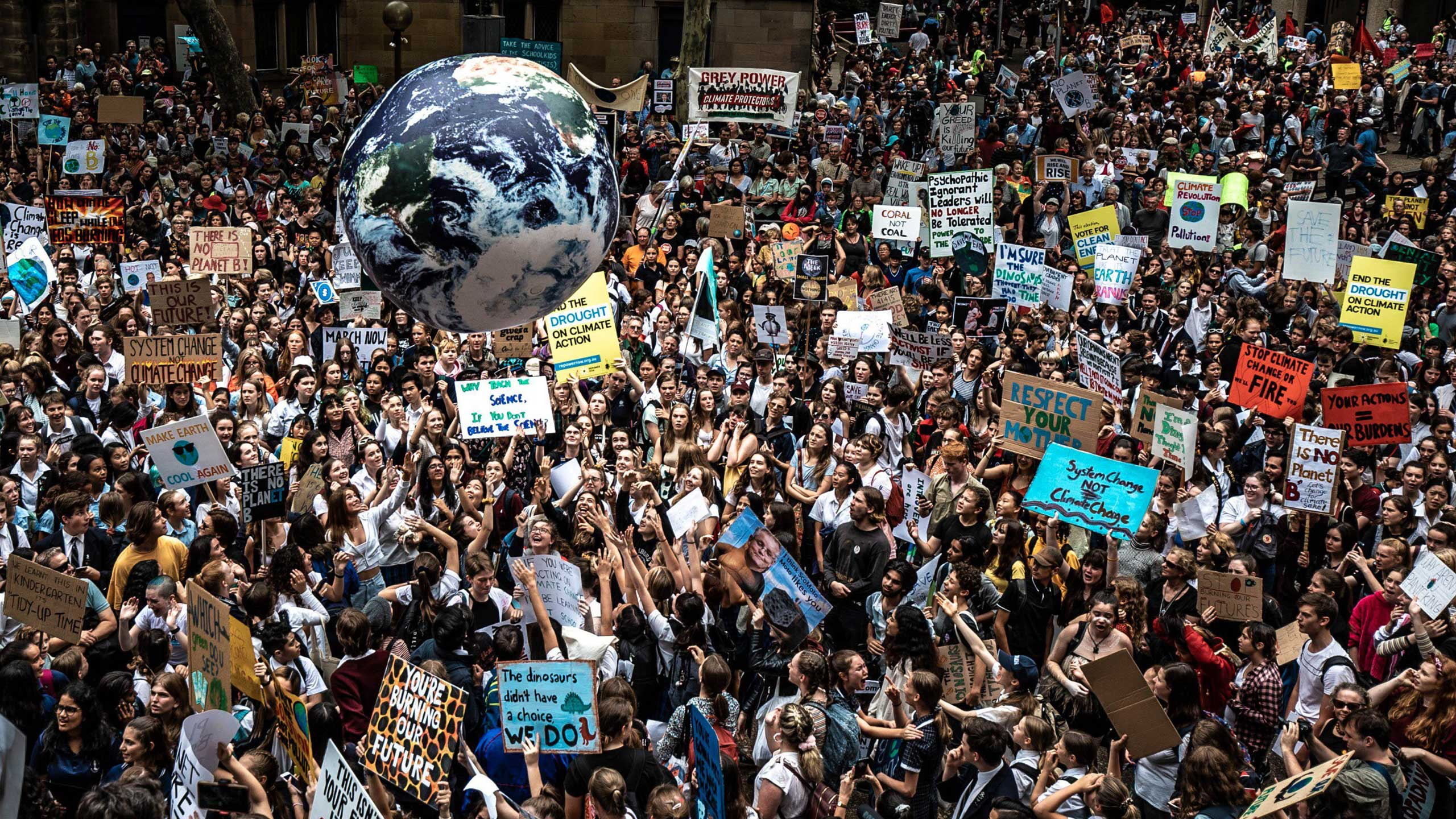 Global Climate Strike 20.09.2019
